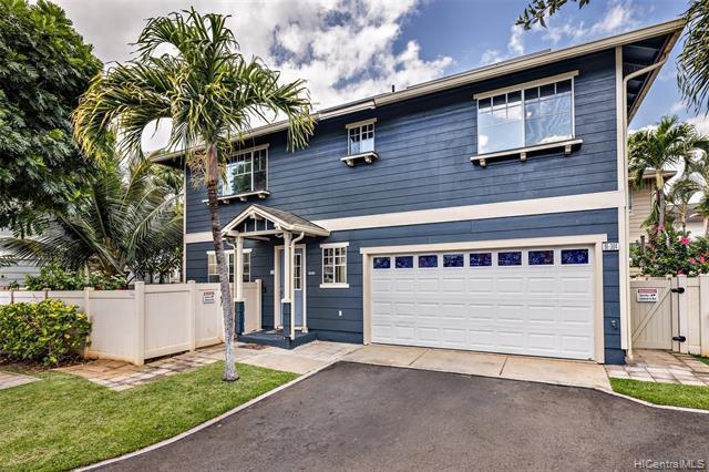 Photo of home for sale at 91-304 Makalea Street, Ewa Beach HI
