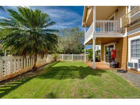 Property for sale at 94-586 Lumiauau Street Unit: N104, Waipahu,  Hawaii 96797