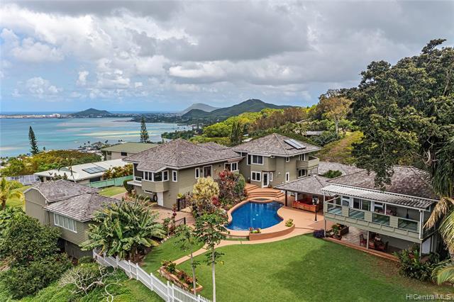 Photo of home for sale at 45-236/238 Kokokahi Place, Kaneohe HI