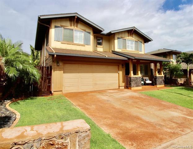 Photo of home for sale at 92-1223 Pueonani Street, Kapolei HI