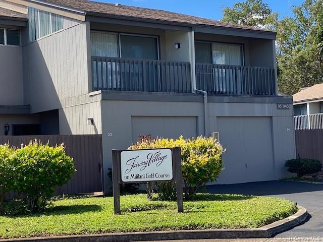 Photo of home for sale at 95-046 Hokuiwa Street, Mililani HI