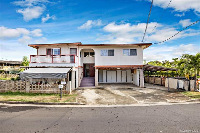 Photo of home for sale at 94-271 Kahuanani Street, Waipahu HI