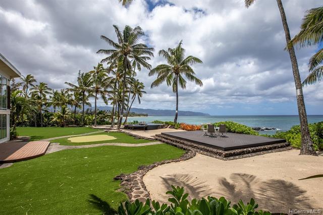 Photo of home for sale at 61-581 Pohaku Loa Way, Haleiwa HI