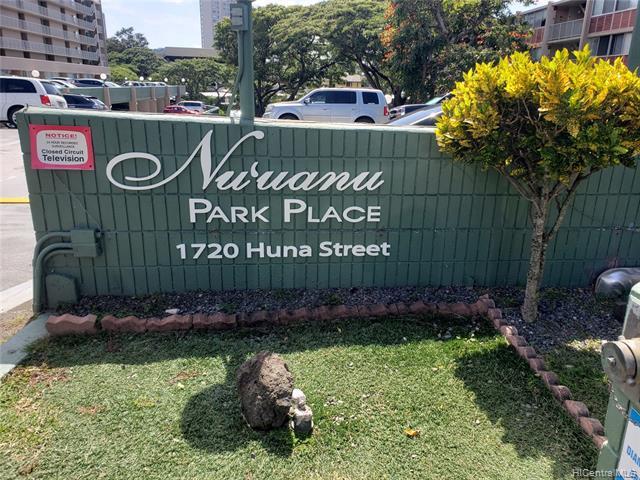 Photo of home for sale at 1720 Huna Street, Honolulu HI