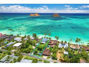 Property for sale at 1556 Mokulua Drive, Kailua,  Hawaii 96734