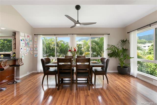 Photo of home for sale at 45-826 Paleka Place, Kaneohe HI