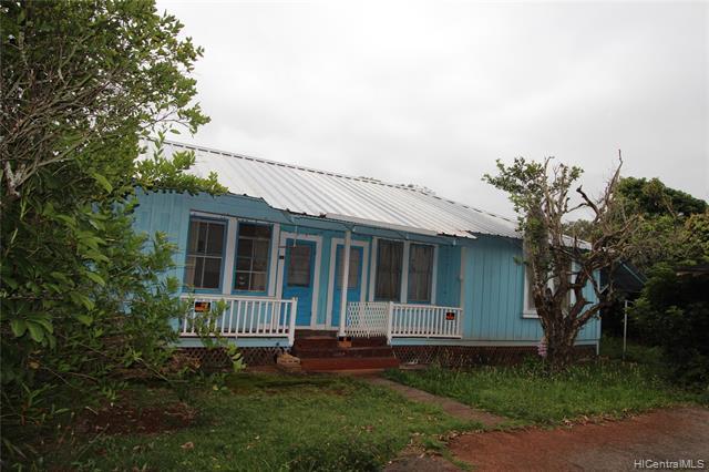 Photo of home for sale at 235 Kuahiwi Avenue, Wahiawa HI