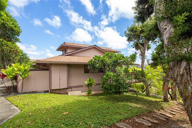 Photo of home for sale at 1237-D Akipohe Street, Kailua HI