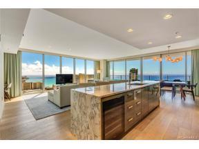 Property for sale at 383 Kalaimoku Street Unit: 3407, Honolulu,  Hawaii 96815
