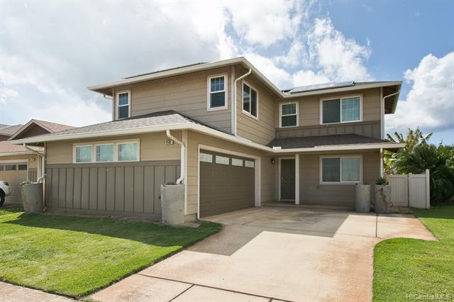 Photo of home for sale at 91-1312 Kekahili Street, Kapolei HI
