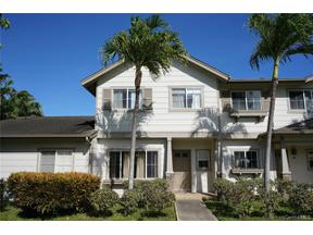 Property for sale at 91-1101 Kaimalie Street Unit: 2T2, Ewa Beach,  Hawaii 96706