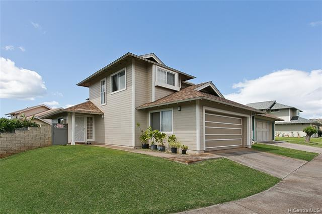 Photo of home for sale at 91-204 Haawina Place, Kapolei HI