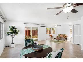 Property for sale at 94-813 Lumiponi Place Unit: 4, Waipahu,  Hawaii 96797