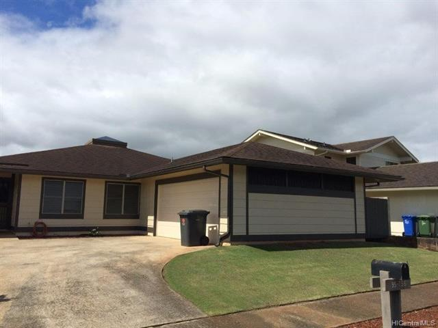 Photo of home for sale at 95756 Lauaki Street, Mililani Town HI