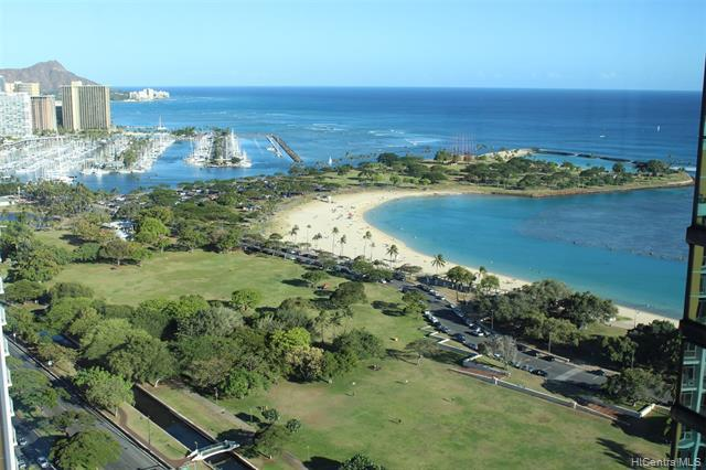 Photo of home for sale at 1330 Ala Moana Boulevard, Honolulu HI
