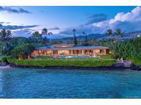 Property for sale at 4505 Kahala Avenue, Honolulu,  Hawaii 96816