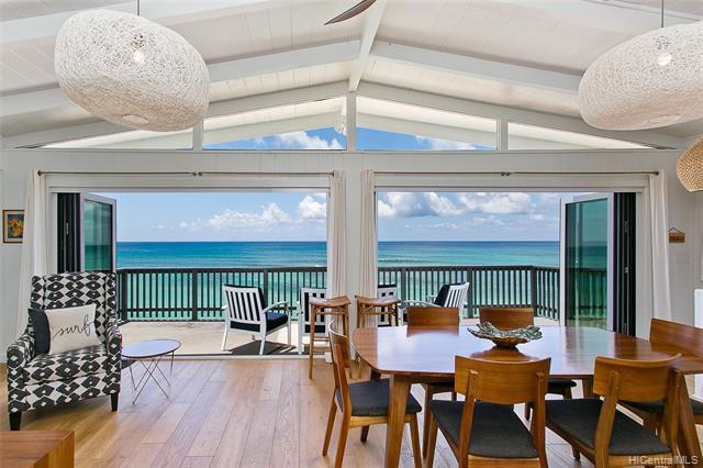 Photo of home for sale at 59-181 Ke Nui Road, Haleiwa HI