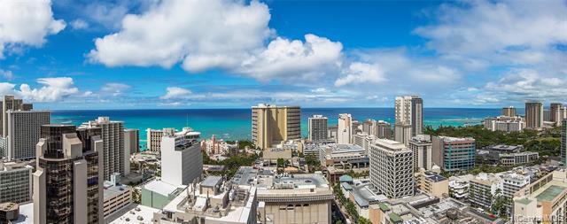 Photo of home for sale at 2240 Kuhio Avenue, Honolulu HI