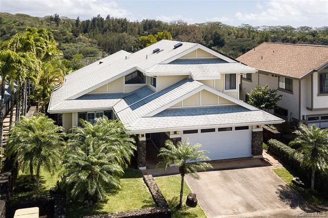 Photo of home for sale at 95-1039 Alakaina Street, Mililani HI