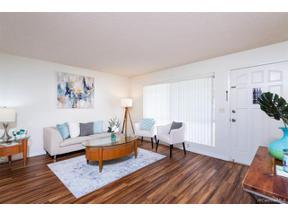 Property for sale at 94-1505 Waipio Uka Street Unit: B106, Waipahu,  Hawaii 96797