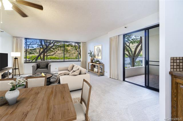 Photo of home for sale at 555 Hahaione Street, Honolulu HI