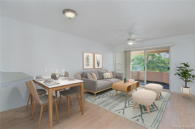 Photo of home for sale at 1080 Ala Napunani Street, Honolulu HI