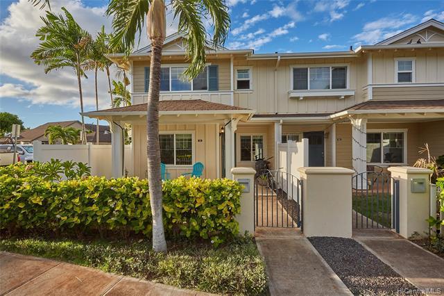 Photo of home for sale at 91-1023 Kaipalaoa Street, Ewa Beach HI