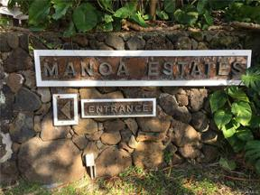 Property for sale at 3577 Pinao Street Unit: 8, Honolulu,  Hawaii 96822