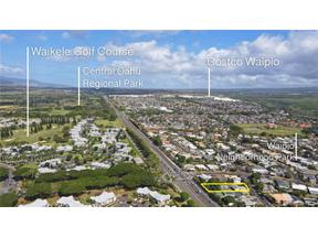 Property for sale at 94-909 Lumihoahu Street, Waipahu,  Hawaii 96797