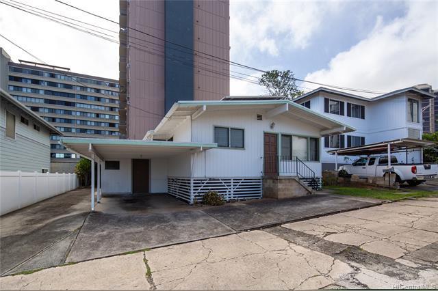 Photo of home for sale at 1060B Kinau Street, Honolulu HI