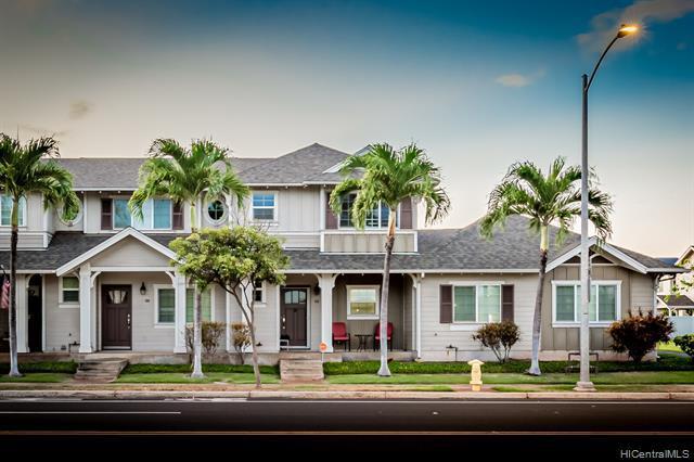 Photo of home for sale at 91-1160 Kaileolea Drive, Ewa Beach HI