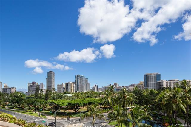 Photo of home for sale at 1850 Ala Moana Boulevard, Honolulu HI