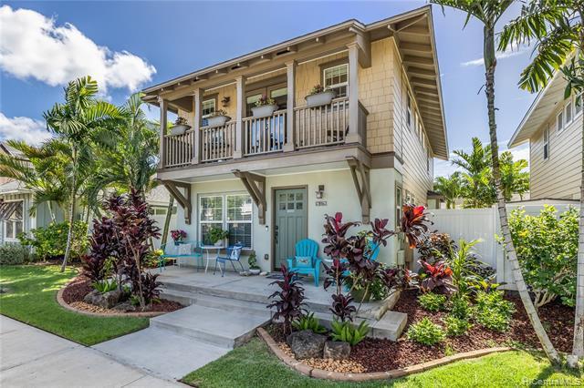 Photo of home for sale at 91-1179 Waiemi Street, Ewa Beach HI