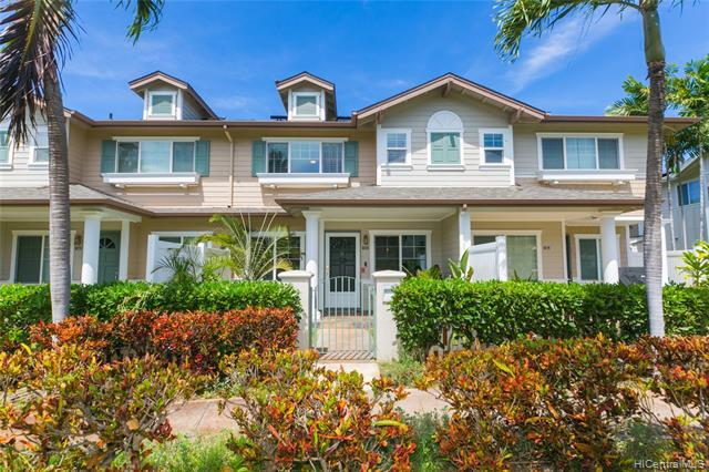 Photo of home for sale at 91-1025 Kaipalaoa Street, Ewa Beach HI