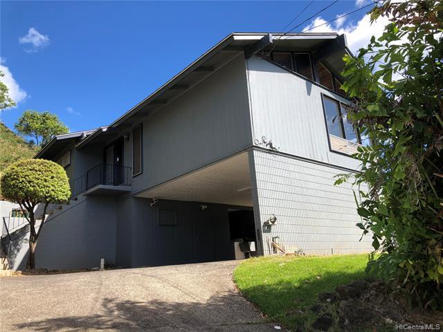 Photo of home for sale at 1480 Ala Iolani Street, Honolulu HI