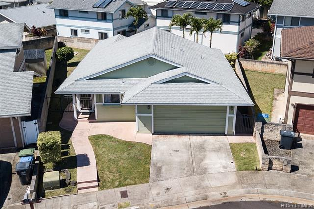 Photo of home for sale at 95-205 Hoani Place, Mililani HI