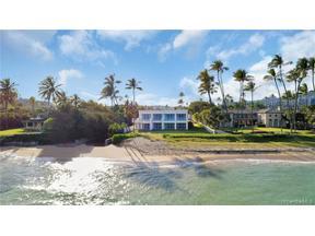 Property for sale at 4801/4801E Kahala Avenue, Honolulu,  Hawaii 96816