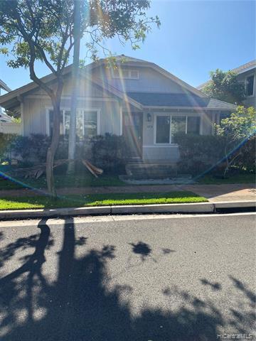 Photo of home for sale at 91-1027 kaihohonu Street, Ewa Beach HI