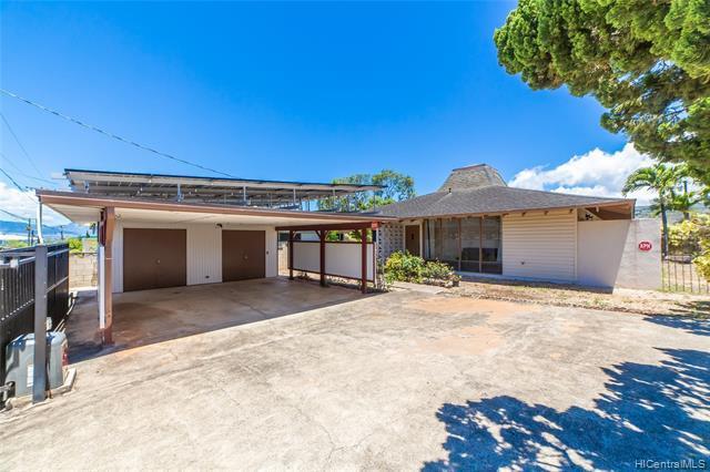 Photo of home for sale at 4362 Hakupapa Street, Honolulu HI