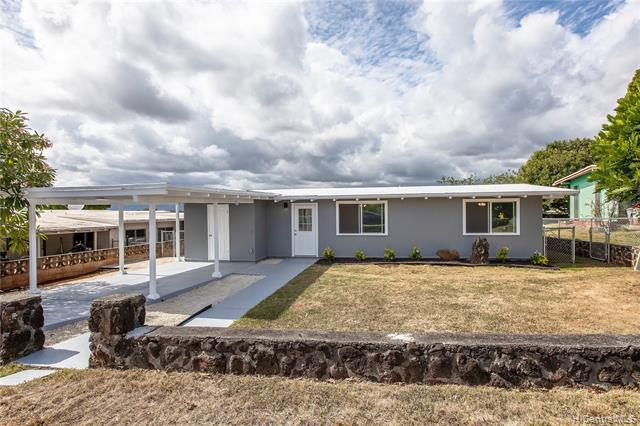 Photo of home for sale at 2168 Komo Mai Drive, Pearl City HI