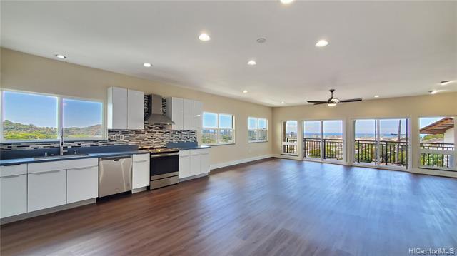 Photo of home for sale at 843 Alewa Drive, Honolulu HI