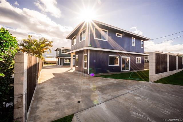 Photo of home for sale at 44 Kaliko Drive, Wahiawa HI
