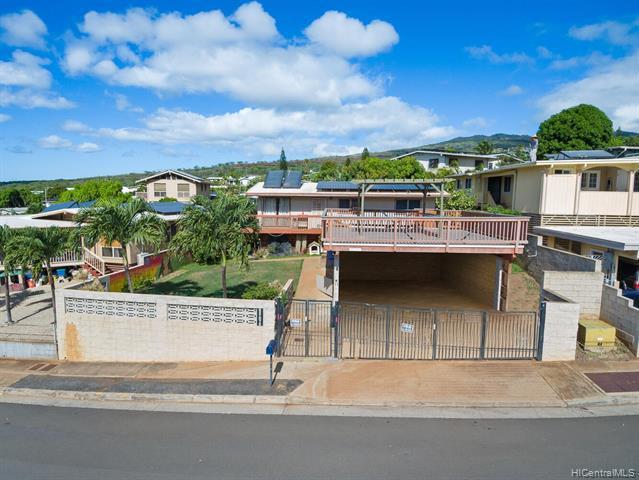 Photo of home for sale at 92-670 Nohona Street, Kapolei HI