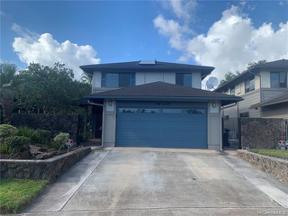 Property for sale at 94-1140 Kapehu Street, Waipahu,  Hawaii 96797