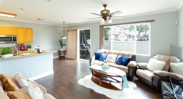 Photo of home for sale at 91-640 Makalea Street, Ewa Beach HI
