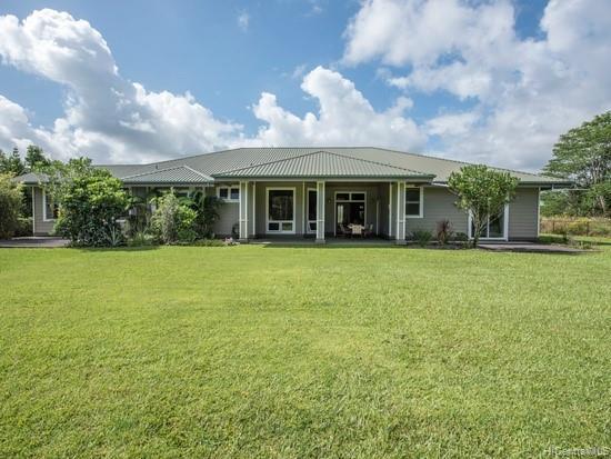 Photo of home for sale at 15-1741 4th Avenue, Keaau HI
