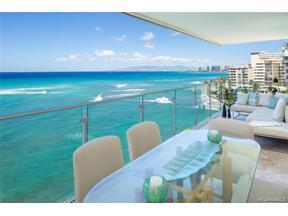 Property for sale at 3003 Kalakaua Avenue Unit: 11A, Honolulu,  Hawaii 96815
