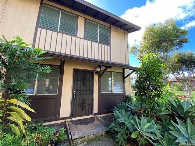 Photo of home for sale at 94-1446 Lanikuhana Avenue, Mililani HI
