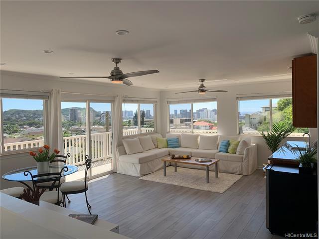 Photo of home for sale at 718 Alewa Drive, Honolulu HI