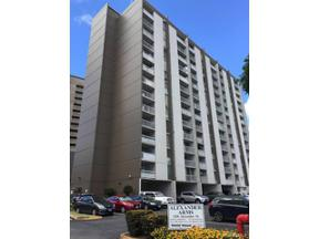 Property for sale at 1320 Alexander Street Unit: 503, Honolulu,  Hawaii 96826